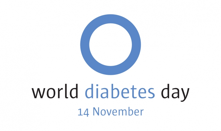 Dia Mundial do Diabetes- 14 e 15 de novembro.